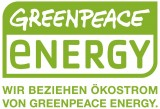 Greenpeace Energy Logo