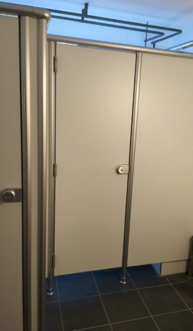 Toiletten Untergeschoss