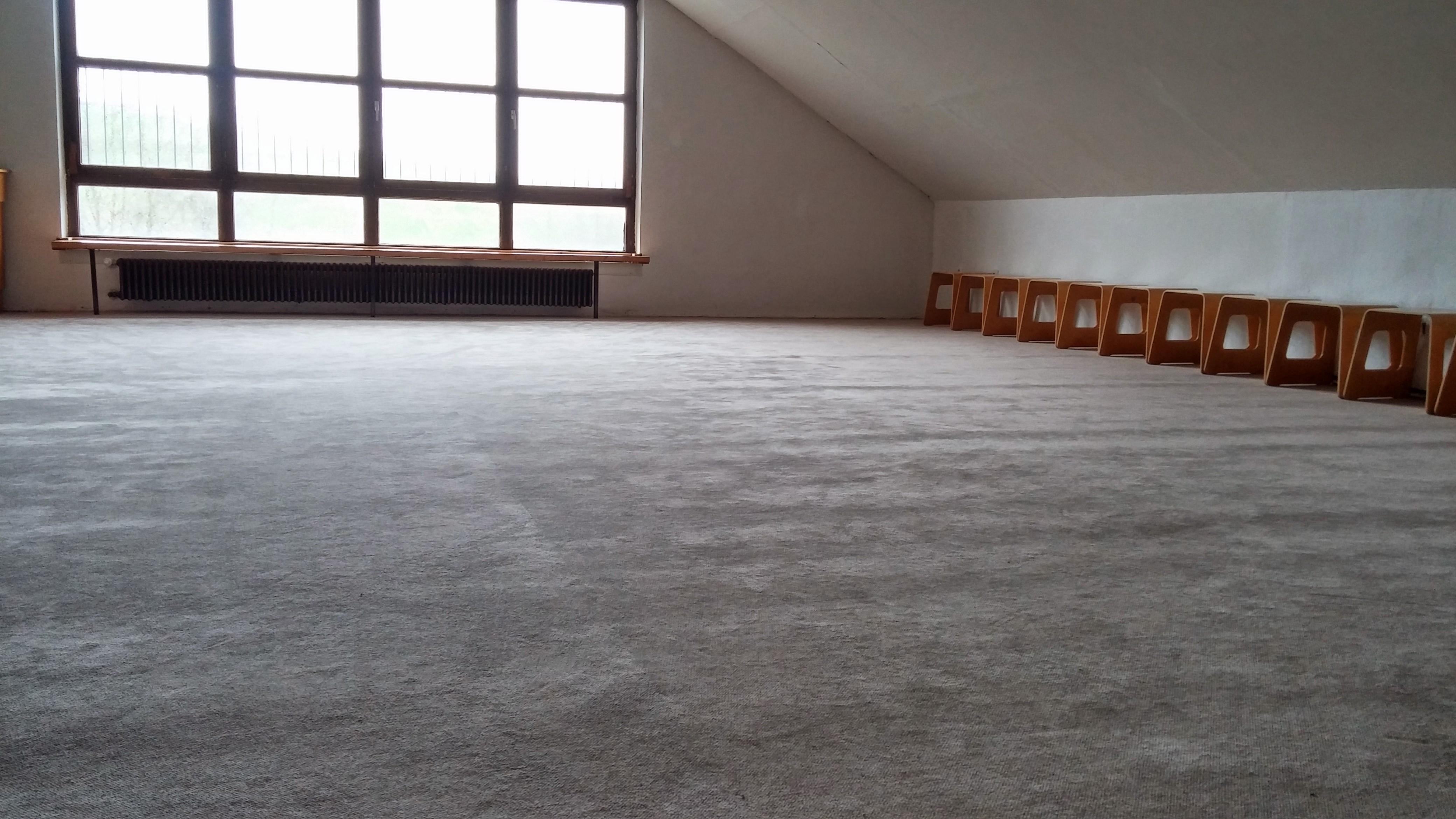 Teppichboden Küche